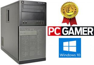 DELL Optiplex 7010 Core i5-3570 8GB 240SSD 500GB HDD Windows 10 kaina ir informacija | Stacionarūs kompiuteriai | pigu.lt