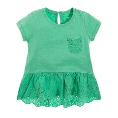 Cool Club palaidinė trumpomis rankovėmis mergaitėms, CCG2019669 kaina ir informacija | Marškinėliai mergaitėms | pigu.lt
