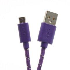 Sbox USB-1031U, USB->Micro USB, 1m kaina ir informacija | Laidai telefonams | pigu.lt