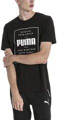 Marškinėliai Puma Box Tee kaina ir informacija | Puma Vyriški drаbužiai | pigu.lt