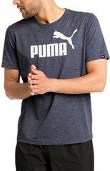 Marškinėliai Puma Ess No. 1 Heather kaina ir informacija | Vyriški mаrškinėliai | pigu.lt