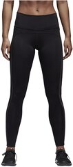 Adidas Леггинсы Bt Hr Msh Sld Black цена и информация | Спортивная одежда для женщин | pigu.lt