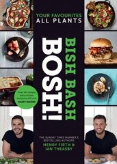 BISH BASH BOSH! kaina ir informacija | Knygos užsienio kalba  | pigu.lt