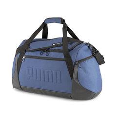 Sportinis krepšys Puma Duffle M, 40 l, mėlynas kaina ir informacija | Puma Spоrto prekės | pigu.lt