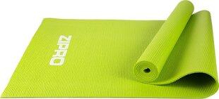 Gimnastikos kilimėlis Zipro PVC 173x61x0,4 cm, žalias kaina ir informacija | Gimnastikos kilimėlis Zipro PVC 173x61x0,4 cm, žalias | pigu.lt