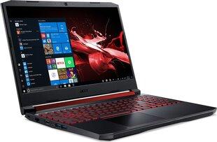 Acer Nitro 5 (NH.Q59EP.05H) 16 GB RAM/ 512 GB M.2 PCIe/ цена и информация | Ноутбуки | pigu.lt