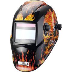 Suvirintojo skydelis Hecht 900257 kaina ir informacija | Galvos apsauga | pigu.lt