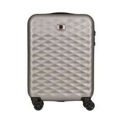 Mažas lagaminas Wenger Lumen S, pilkas kaina ir informacija | Mažas lagaminas Wenger Lumen S, pilkas | pigu.lt