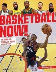 Basketball Now! : The Stars and the Stories of the NBA kaina ir informacija | Knygos užsienio kalba  | pigu.lt