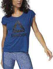Marškinėliai moterims Reebok Wor Supremium 2.0 T kaina ir informacija | Marškinėliai moterims | pigu.lt
