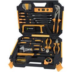 Įvairių įrankių rinkinys Fieldmann, 66 dalių kaina ir informacija | Įvairių įrankių rinkinys Fieldmann, 66 dalių | pigu.lt