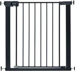 Saugos varteliai Safety 1st Easy Close Metal, 73-80 cm, black kaina ir informacija | Saugos varteliai Safety 1st Easy Close Metal, 73-80 cm, black | pigu.lt