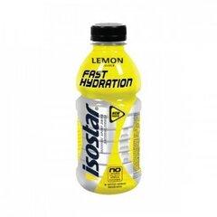 Isostar Fast hydration gėrimas Lemon 500ml kaina ir informacija | Energetikai | pigu.lt