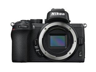 Nikon Z50 Body kaina ir informacija | Skaitmeniniai fotoaparatai | pigu.lt