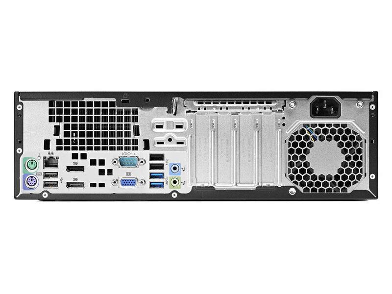 HP 600 G1 SFF i5-4570 32GB 480SSD+2TB GTX1650 4GB WIN10Pro kaina