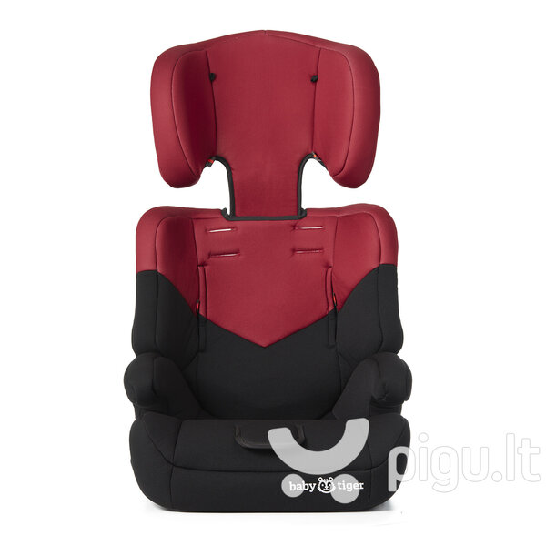 Automobilinė kėdutė Babytiger MALI 9-36 kg, Burgundy