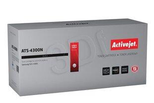 Тонер Activejet ATS-4300N (Samsung MLT-D1092S) для лазерных принтеров, 2500 стр., черный цена и информация | Картриджи для лазерных принтеров | pigu.lt