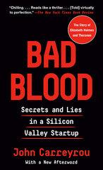 Bad Blood : Secrets and Lies in a Silicon Valley Startup kaina ir informacija | Ekonomikos knygos | pigu.lt