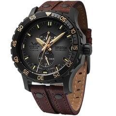 VOSTOK EUROPE EXPEDITION EVEREST UNDERGROUND YN84-597D541 цена и информация | Мужские часы | pigu.lt
