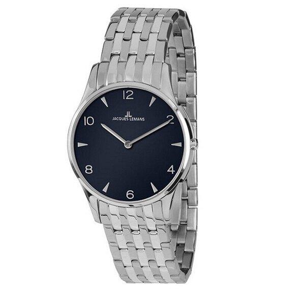 Laikrodis Jacques Lemans 1-1853ZC kaina ir informacija | Moteriški laikrodžiai | pigu.lt