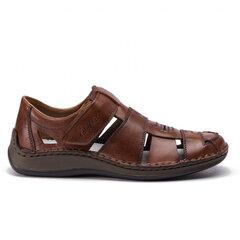 RIEKER bateliai vyrams, rudi kaina ir informacija | Vyriški batai | pigu.lt