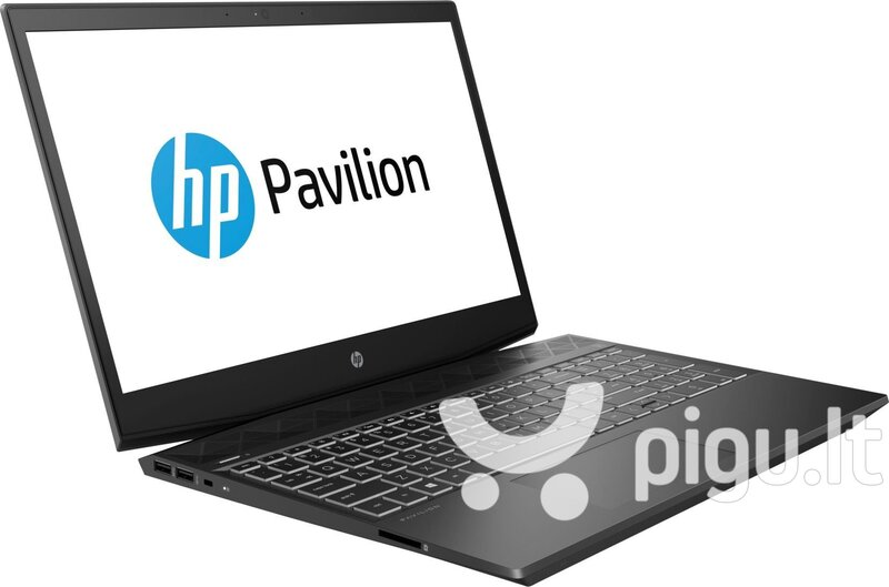 HP Pavilion Gaming 15-cx0073nw (8TY39EA)
