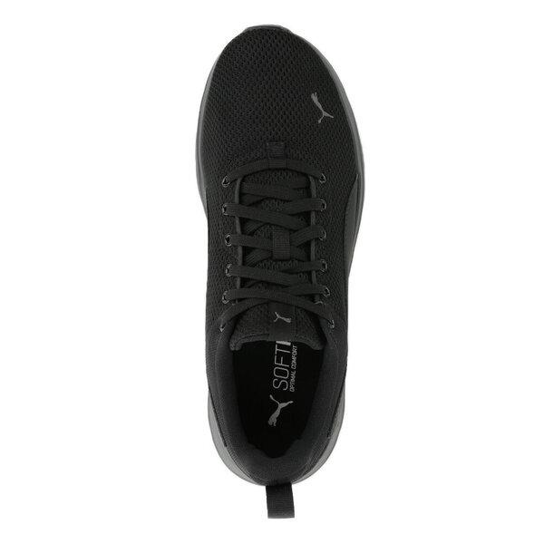 Juodi vyriški sportiniai batai Puma internetu