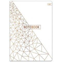 Sąsiuvinis Bronze A5, 160 lapų kaina ir informacija | Sąsiuviniai ir popieriaus prekės | pigu.lt