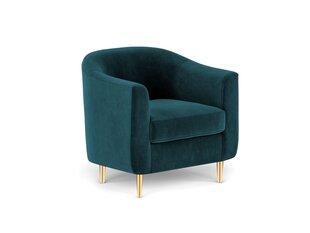 Fotelis Kooko Home Tact, mėlynas kaina ir informacija | Fotelis Kooko Home Tact, mėlynas | pigu.lt