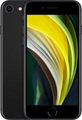 Apple iPhone SE (2020), 256GB, Black kaina ir informacija | Mobilieji telefonai | pigu.lt