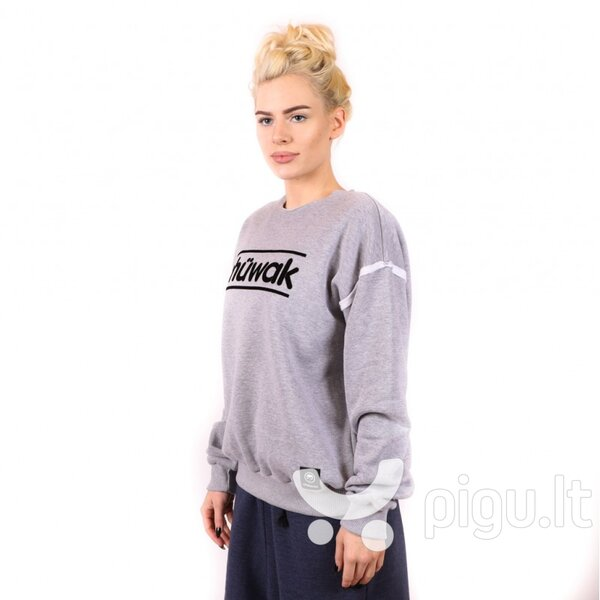 Džemperis Chuwak Crew Neck Grey Unisex internetu