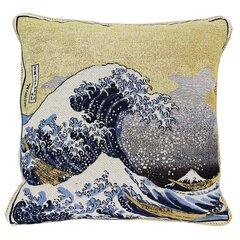 Dekoratyvinis pagalvėlės užvalkalas Signare Wave kaina ir informacija | Dekoratyvinės pagalvėlės ir užvalkalai | pigu.lt