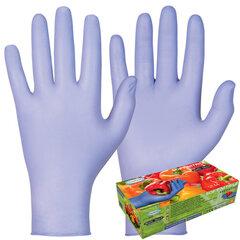 Vienkartinės nitrilinės pirštinės PAPRIKA Magic Touch, M dydis, 200 vnt. kaina ir informacija | Pirmoji pagalba | pigu.lt