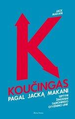 Koučingas pagal Jacką Makanį kaina ir informacija | Ekonomikos knygos | pigu.lt