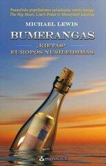 "Michael Lewis ""Bumerangas"" kaina ir informacija | Ekonomikos knygos | pigu.lt"