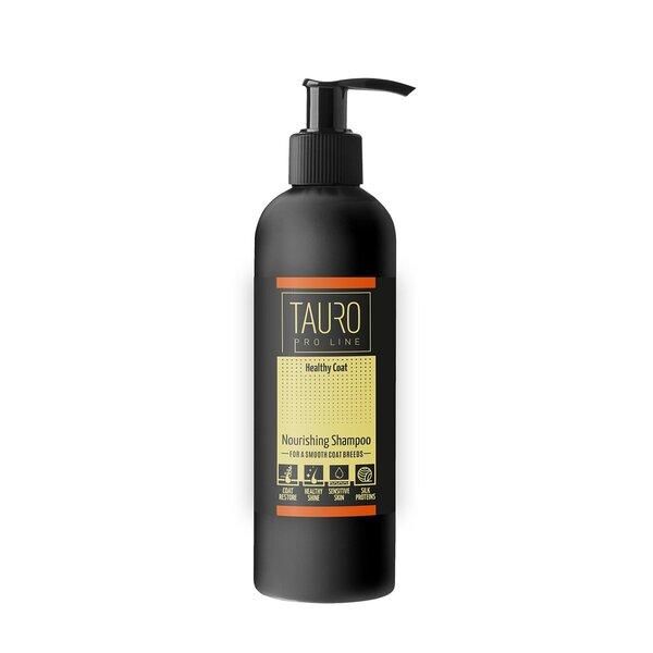 Tauro Pro Line šampūnas šunims ir katėms Healthy Coat, 250 ml