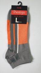 Vyriškos trumpos medvilninės kojinės kaina ir informacija | Vyriškos kojinės | pigu.lt