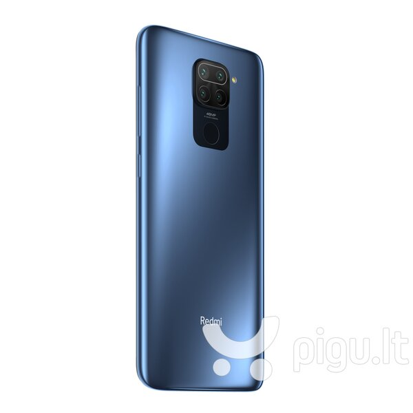 Xiaomi Redmi Note 9, 64 GB, Dual SIM, Grey internetu