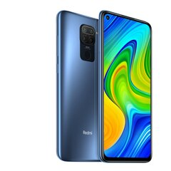 Смартфон Xiaomi Redmi Note 9, 128 ГБ, Dual SIM, Grey цена и информация | Смартфон Xiaomi Redmi Note 9, 128 ГБ, Dual SIM, Grey | pigu.lt