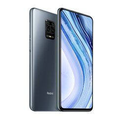 Xiaomi Redmi Note 9 Pro, 128 GB, Dual SIM, Interstellar Grey kaina ir informacija | Xiaomi Redmi Note 9 Pro, 128 GB, Dual SIM, Interstellar Grey | pigu.lt
