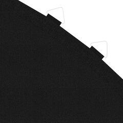 Kilimėlis 13 pėdų/3,96m apvaliam batutui, juodas, audinys цена и информация | Батуты | pigu.lt