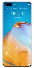 Huawei P40 Pro, 8/256GB, Silver frost kaina ir informacija | Mobilieji telefonai | pigu.lt