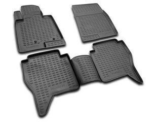 Prekė su pažeista pakuote. Guminiai kilimėliai 3D MITSUBISHI Pajero IV 2006->, 4 pcs. /L48049 kaina ir informacija | Autoprekės pažeistomis pakuotėmis | pigu.lt