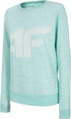 Džemperis moterims 4f H4L20-BLD001, mėlynas kaina ir informacija | Džemperiai moterims | pigu.lt