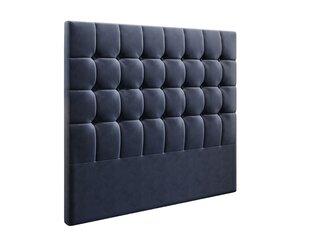 Lovos galvūgalis Kooko Home Sol 140 cm, tamsiai mėlynas kaina ir informacija | Lovos | pigu.lt