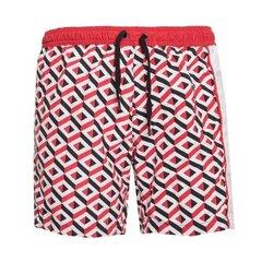 Paplūdimio šortai Karl Lagerfeld, raudoni kaina ir informacija | Paplūdimio šortai Karl Lagerfeld, raudoni | pigu.lt