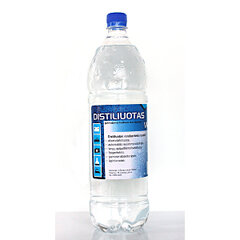 Distiliuotas vanduo 1.5L kaina ir informacija | Distiliuotas vanduo 1.5L | pigu.lt