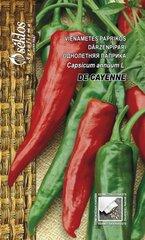 Vienametės paprikos De Cayenne