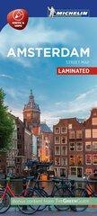 Miesto planas, Michelin, Amsterdamas kaina ir informacija | Miesto planas, Michelin, Amsterdamas | pigu.lt