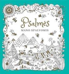 Psalmės mano spalvomis kaina ir informacija | Dvasinės knygos | pigu.lt